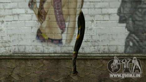 Fang Blade from PointBlank v2 für GTA San Andreas zweiten Screenshot