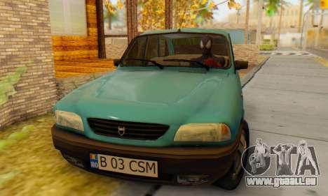 Dacia 1310 Liberta v1.1 pour GTA San Andreas laissé vue