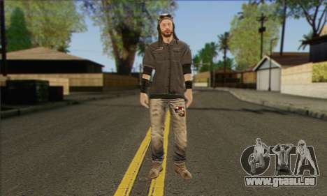 Raymond Kenney from Watch Dogs für GTA San Andreas