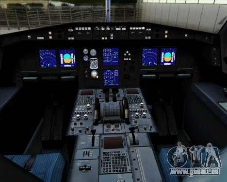 Airbus A330-300P2F Federal Express pour GTA San Andreas salon