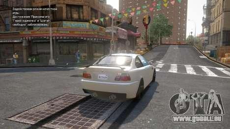 iCEnhancer 3.0 EFLC für GTA 4 Sekunden Bildschirm