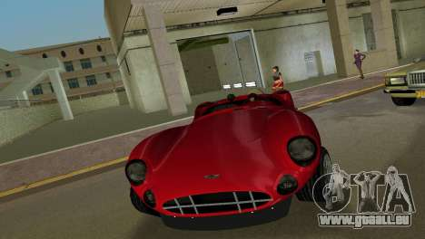 Aston Martin DBR1 für GTA Vice City