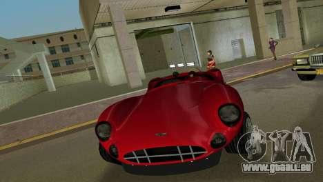 Aston Martin DBR1 für GTA Vice City