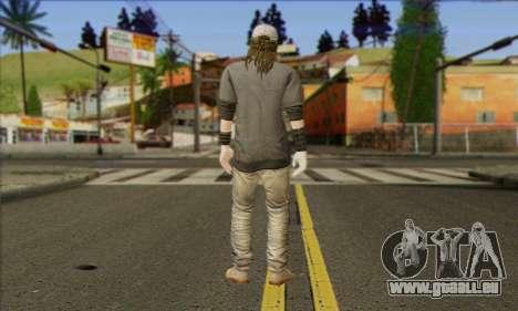 Raymond Kenney from Watch Dogs pour GTA San Andreas deuxième écran