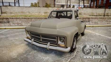Vapid Tow Truck Jackrabbit für GTA 4