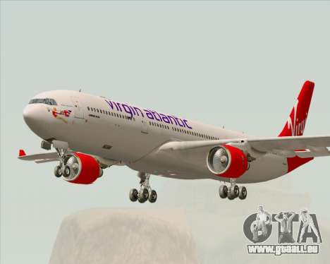 Airbus A330-300 Virgin Atlantic Airways für GTA San Andreas