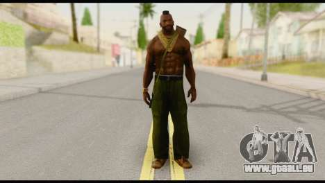 MR T Skin v5 für GTA San Andreas