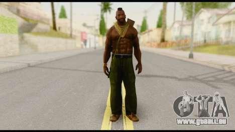 MR T Skin v5 pour GTA San Andreas