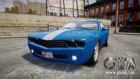 GTA V Bravado Gauntlet pour GTA 4