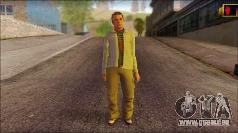 GTA 5 Ped 7 pour GTA San Andreas