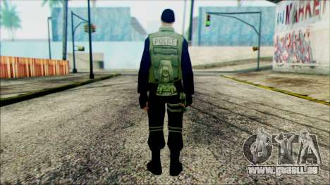 SWAT from Beta Version für GTA San Andreas zweiten Screenshot