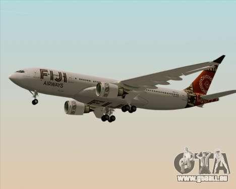 Airbus A330-200 Fiji Airways für GTA San Andreas Motor