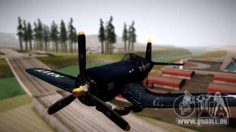 Graphic Unity v3 für GTA San Andreas dritten Screenshot