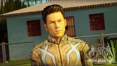 Iceman Standart v1 pour GTA San Andreas troisième écran