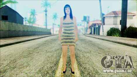 Sofyri from Beta Version pour GTA San Andreas