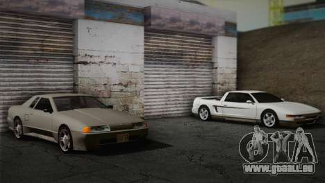 Sport Cars in Doherty für GTA San Andreas zweiten Screenshot