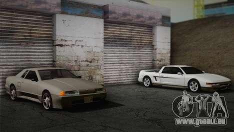 Sport Cars in Doherty für GTA San Andreas zweiten Screenshot