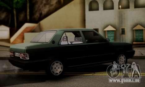 Tofas Dogan SLX 1999 1.6 für GTA San Andreas linke Ansicht