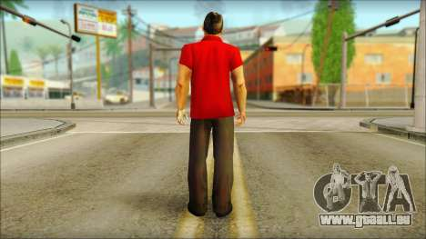 Michael from GTA 5v3 pour GTA San Andreas deuxième écran