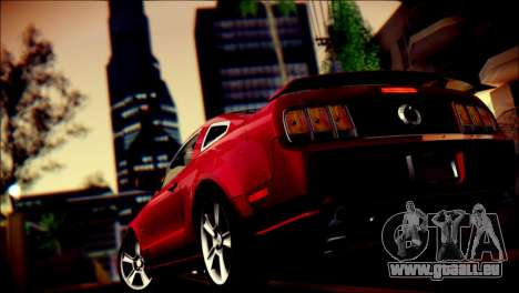 ENBSeries by STEPDUDE 2.0 (0.248) für GTA San Andreas zweiten Screenshot