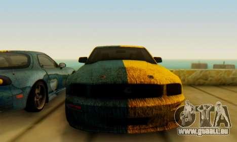 Ford Mustang Shelby Terlingua 2008 UA PJ pour GTA San Andreas vue de droite