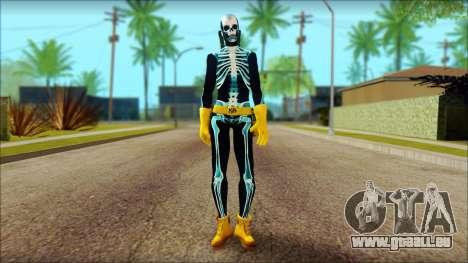 Kick Ass 2 Dave v4 pour GTA San Andreas