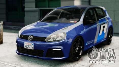 Volkswagen Golf R 2010 ABT Paintjob für GTA 4