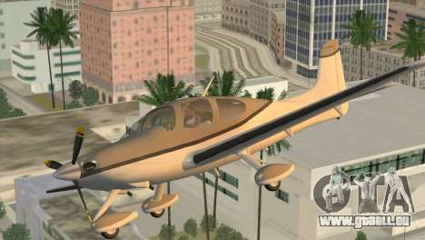 Cirrus SR-22 pour GTA San Andreas