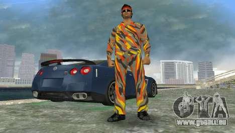 Camo Skin 15 für GTA Vice City