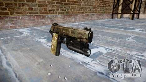 Die Waffe Kimber 1911 DEVGRU für GTA 4