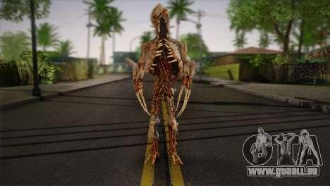 Monster aus dem Spiel Dead Spase 3 für GTA San Andreas