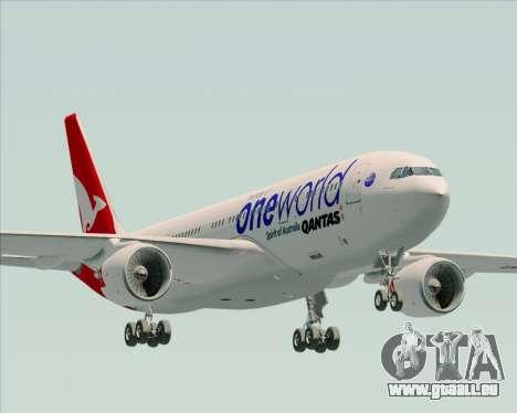 Airbus A330-200 Qantas Oneworld Livery pour GTA San Andreas