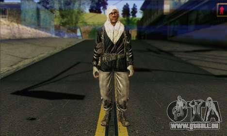 Task Force 141 (CoD: MW 2) Skin 6 für GTA San Andreas