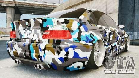 BMW M3 E46 Emre AKIN Edition für GTA 4 linke Ansicht