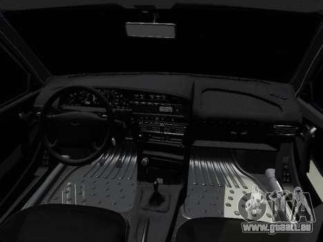 VAZ 2115 für GTA San Andreas Rückansicht