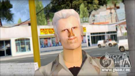 Doc from Back to the Future 1955 für GTA San Andreas dritten Screenshot