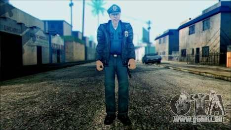 Manhunt Ped 3 pour GTA San Andreas