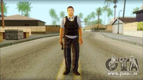 Ein Polizist aus TC SC: Conviction für GTA San Andreas