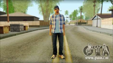 GTA 5 Jimmy Boston pour GTA San Andreas