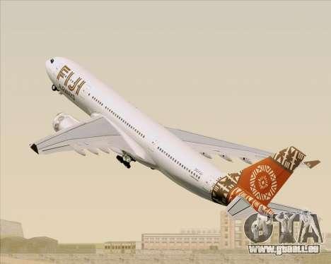 Airbus A330-200 Fiji Airways für GTA San Andreas Räder