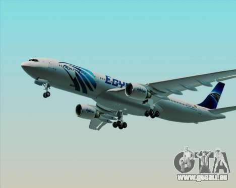Airbus A330-300 EgyptAir für GTA San Andreas
