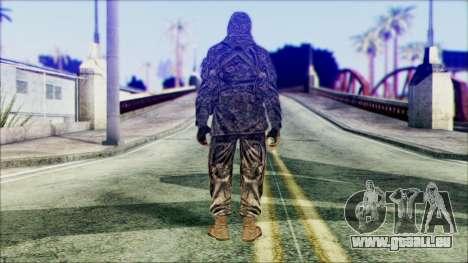 Waldläufer (CoD: MW2) v6 für GTA San Andreas zweiten Screenshot