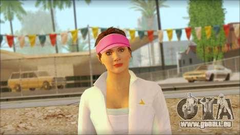 Amanda De Santa für GTA San Andreas dritten Screenshot