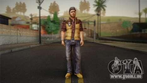 Travis Grady From Silent Hill: Origins für GTA San Andreas