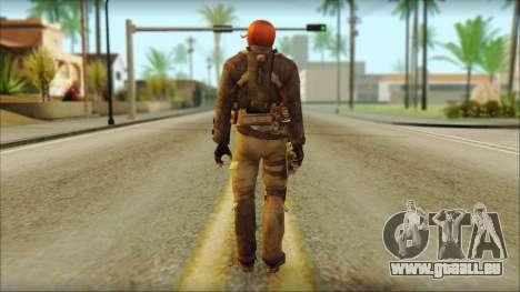 Feliciano Vargas für GTA San Andreas zweiten Screenshot
