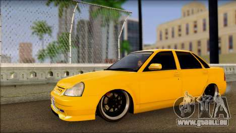Lada 2170 Priora Hennessey Performance pour GTA San Andreas