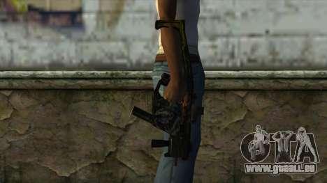 Kriss Super from PointBlank v3 für GTA San Andreas dritten Screenshot