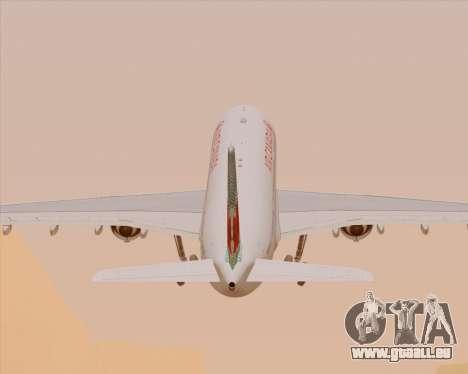 Airbus A330-300 Air Canada für GTA San Andreas Räder