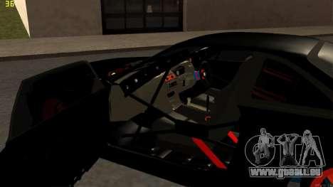 Nissan Silvia S14 für GTA San Andreas Seitenansicht
