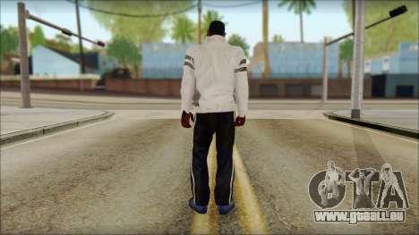 C-Jay 2014 Peau v3 pour GTA San Andreas deuxième écran